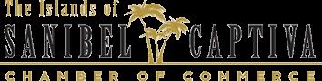 Sanibel Island and Captiva Island Chamber of Commerce logo