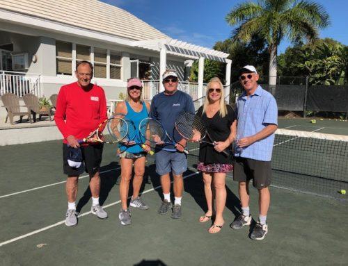 Grampy's Charities returns as SCCF Tennis Tournament Presenting Sponsor